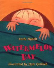 Cover art for WATERMELON DAY