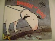 BOODIL MY DOG by Pija Lindenbaum