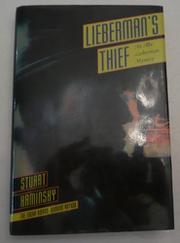 LIEBERMAN'S THIEF by Stuart M. Kaminsky