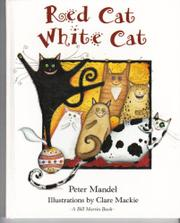 RED CAT, WHITE CAT by Peter Mandel