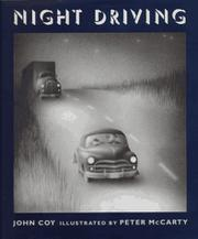 Book Cover for NIGHT DRIVING