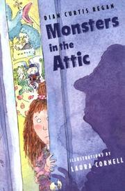 Cover art for MONSTERS IN THE ATTIC