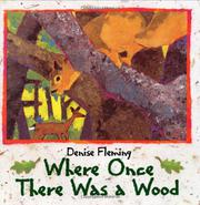 Book Cover for WHERE ONCE THERE WAS A WOOD