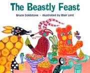 THE BEASTLY FEAST by Bruce Goldstone