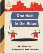 ONE HOLE IN THE ROAD by W. Nikola-Lisa