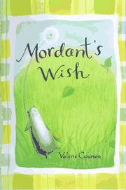 MORDANT'S WISH by Valerie Coursen