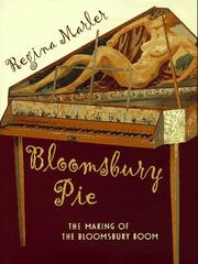 BLOOMSBURY PIE by Regina Marler