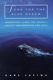 Cover art for SONG FOR THE BLUE OCEAN