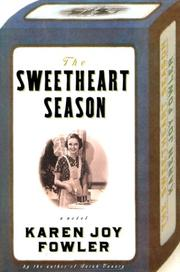 Cover art for THE SWEETHEART SEASON