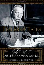 Cover art for TELLER OF TALES