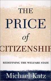 THE PRICE OF CITIZENSHIP by Michael B. Katz