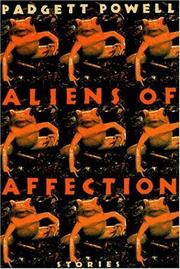 Cover art for ALIENS OF AFFECTION