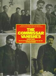 Cover art for THE COMMISSAR VANISHES