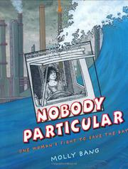 NOBODY PARTICULAR by Molly Bang