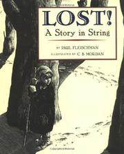 LOST! by Paul Fleischman