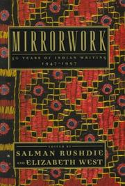 MIRRORWORK by Salman Rushdie