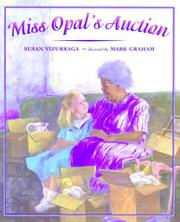 MISS OPAL'S AUCTION by Susan Vizurraga
