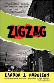 ZIGZAG by Landon J. Napoleon