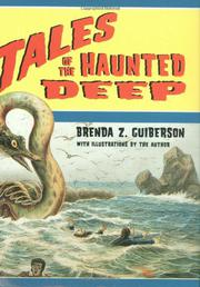 Cover art for TALES OF THE HAUNTED DEEP