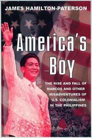 AMERICA'S BOY by James Hamilton-Paterson