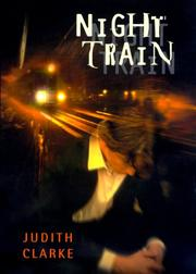 Cover art for NIGHT TRAIN