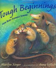TOUGH BEGINNINGS by Marilyn Singer