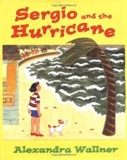 SERGIO AND THE HURRICANE by Alexandra Wallner