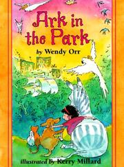 Book Cover for ARK IN THE PARK