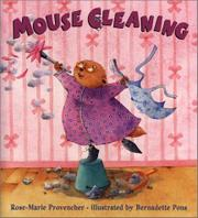 MOUSE CLEANING by Rose-Marie Provencher