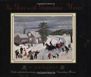 THE YEAR WITH GRANDMA MOSES by W. Nikola-Lisa