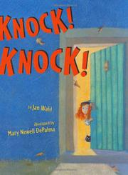 Book Cover for KNOCK! KNOCK!