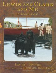 LEWIS AND CLARK AND ME by Laurie Myers
