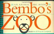 BEMBO'S ZOO by Roberto de Vicq de Cumptich