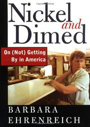 Book Cover for NICKEL AND DIMED