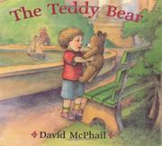 THE TEDDY BEAR by David McPhail