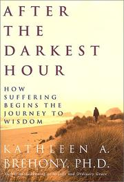 AFTER THE DARKEST HOUR by Kathleen A. Brehony