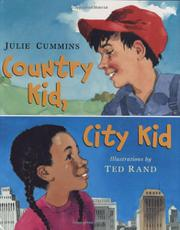 COUNTRY KID, CITY KID by Julie Cummins