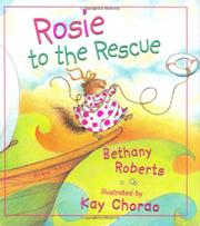 Cover art for ROSIE TO THE RESCUE