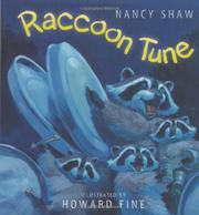 RACCOON TUNE by Nancy Shaw