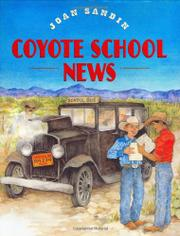 Cover art for COYOTE SCHOOL NEWS