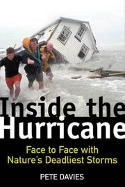 INSIDE THE HURRICANE by Pete Davies