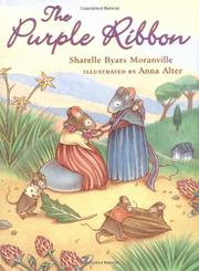 THE PURPLE RIBBON by Sharelle Byars Moranville