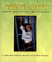 CHIMP MATH by Ann Whitehead Nagda