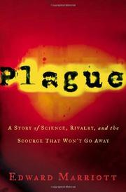 PLAGUE by Edward Marriott