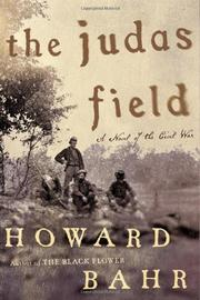 Cover art for THE JUDAS FIELD
