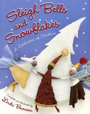 SLEIGH BELLS AND SNOWFLAKES by LInda Bronson