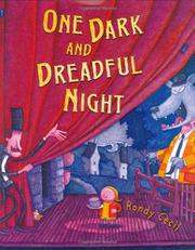Book Cover for ONE DARK AND DREADFUL NIGHT