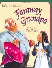 Cover art for FARAWAY GRANDPA