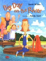 Book Cover for BIG DAY ON THE RIVER
