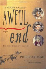 Cover art for A HOUSE CALLED AWFUL END